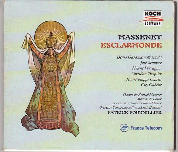 Massenet-autres opéras - Page 4 Esclarmonde